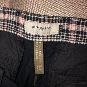 Burberry khaki pants - blue